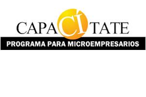 Capacítate - Programa para microempresarios