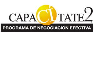 Capacítate 2 - Programa de negociación efectiva