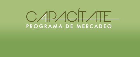 Capacítate 4 - Programa de Mercadeo